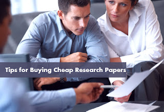 Tips for Buying Cheap Research Papers