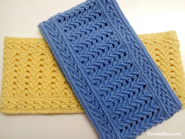 crochet cowl pattern cupids dilemma
