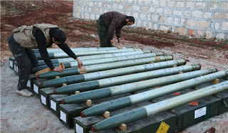 Grad Missiles Supplied by US, S. Arabia