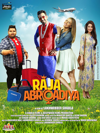 Raja Abroadiya (2018) Movie Poster