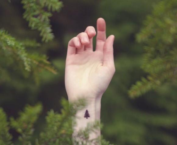 tatuajes pequeños y delicados