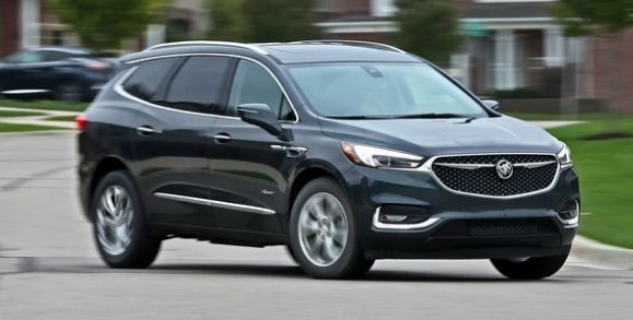 2018 Buick Enclave AWD Review