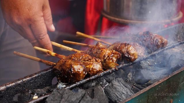 Sate Buntel Bu Ponijah di Pucuk Coolinary Festival Jogja