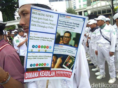 Kasus Habib Bahar Dibandingkan Remaja Hina Jokowi