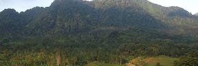 Tempat Wisata Gunung Batu Tilu di Majalengka