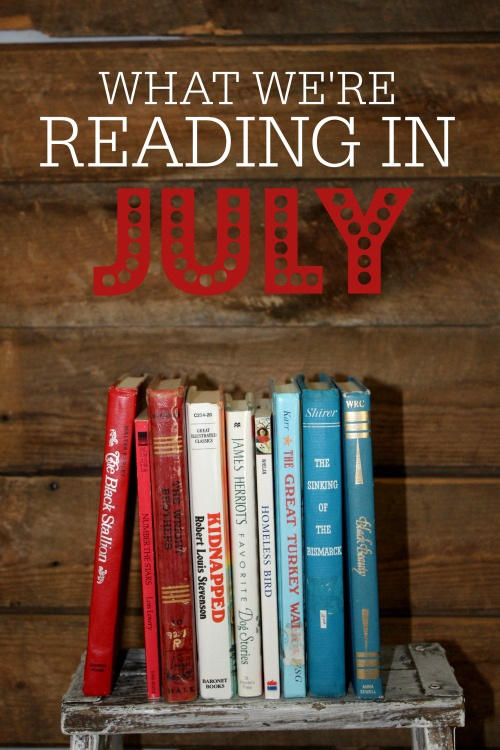 What We're Reading in July 2018