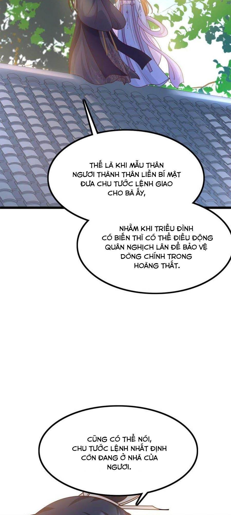 Chiến Thần Cuồng Phi: Phụng Khuynh Thiên Hạ chap 64 - Trang 25