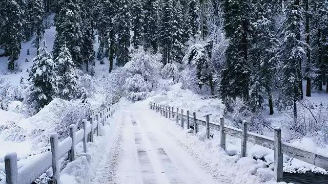 Καιρός - Καλλιάνος: Έρχονται βροχές, κρύο ακόμα και χιόνια!