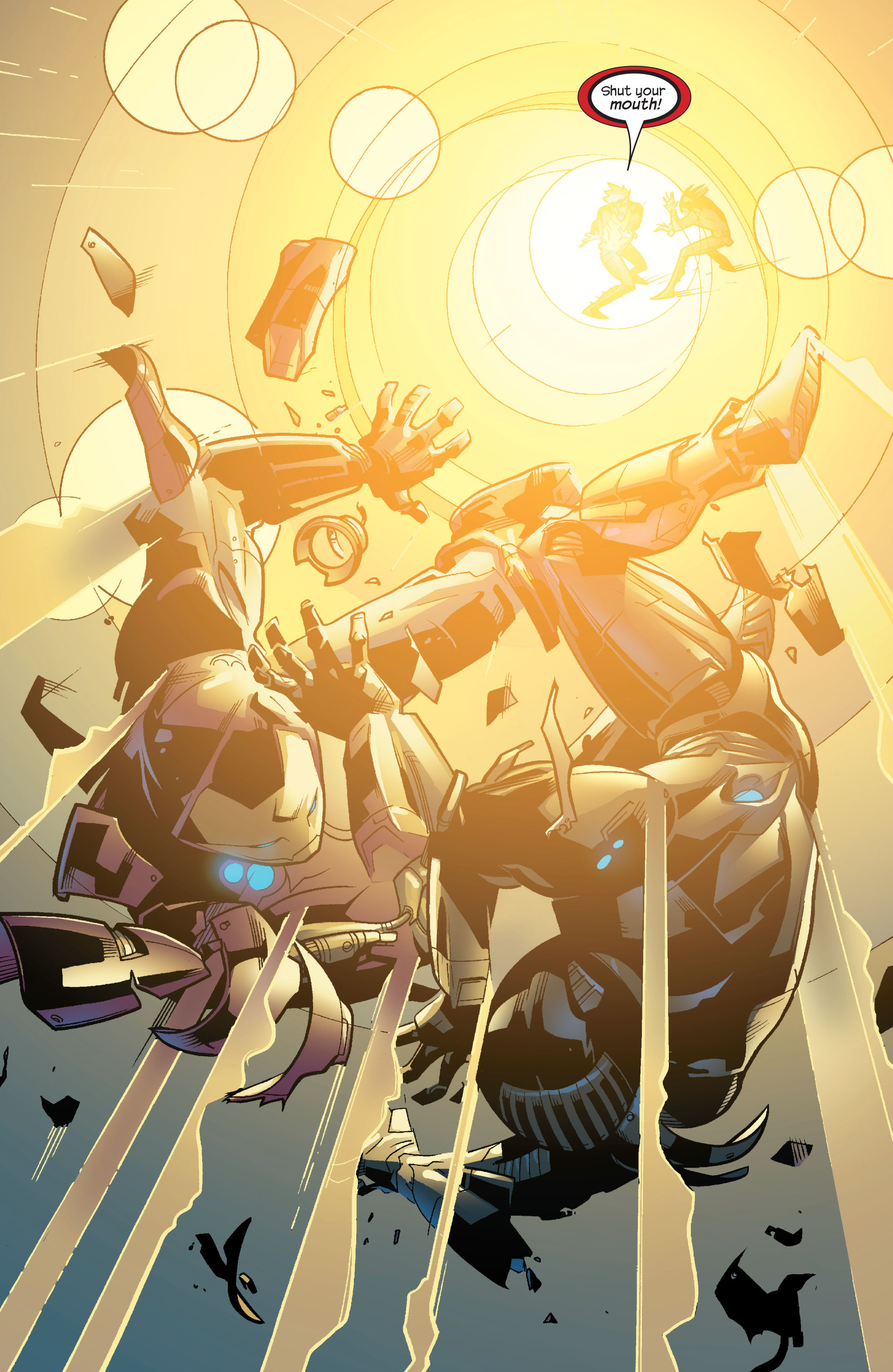 Read online Ultimate X-Men comic -  Issue #64 - 16
