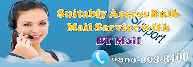 access bulk mail