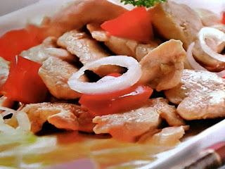 Gambar Resep Ayam Paprika