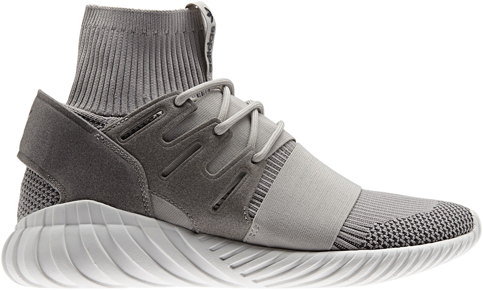 b71dbaad086a7d The adidas Originals Tubular Doom Primeknit will be available from Friday