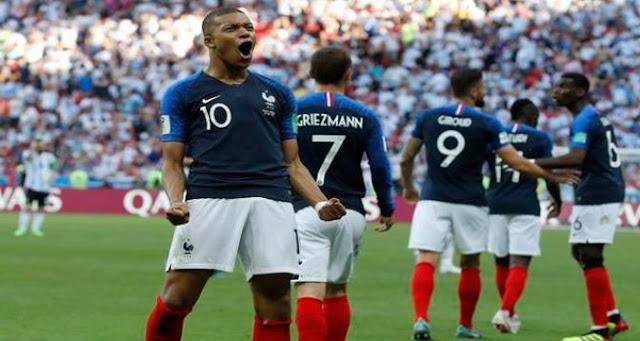 ALLWIN 21h00 ngày 6/7, Phân tích trước giờ bóng lăn Uruguay vs Pháp