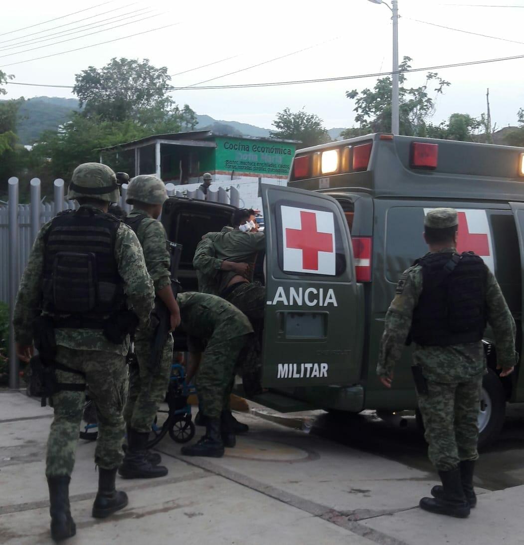 Enfrentamiento en Badiraguato deja un muerto y varios heridos