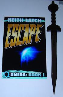 Portada del libro Omega, de Keith Latch