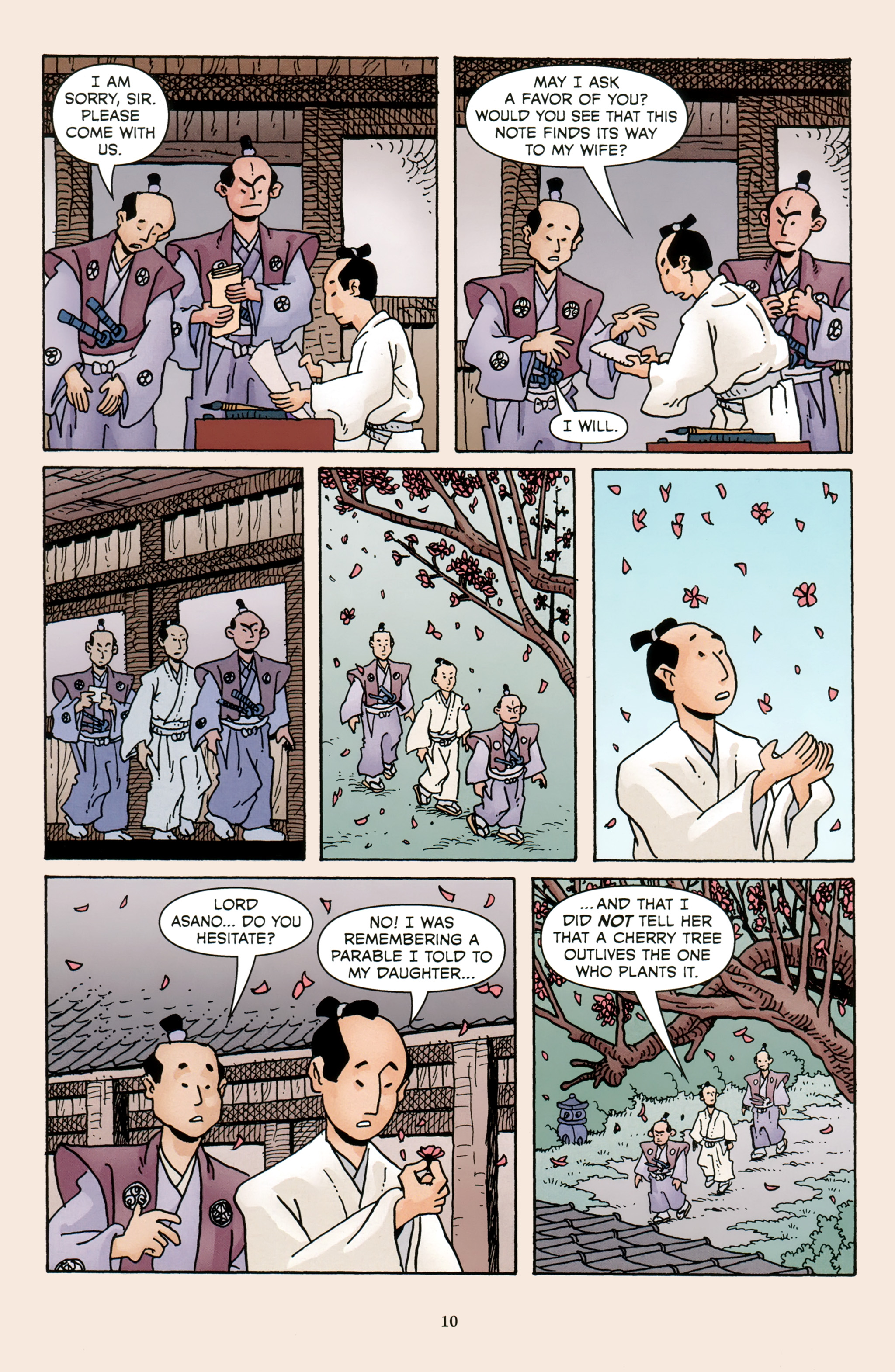 47 Ronin #2 - Read 47 Ronin Issue #2 Page 12