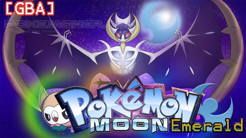Pokemon Moon Emerald - Pokemoner com