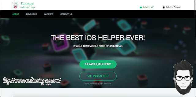 تحميل متجر التطبيقات Tutu Helper - الارنب الصيني للاندرويد مجانا