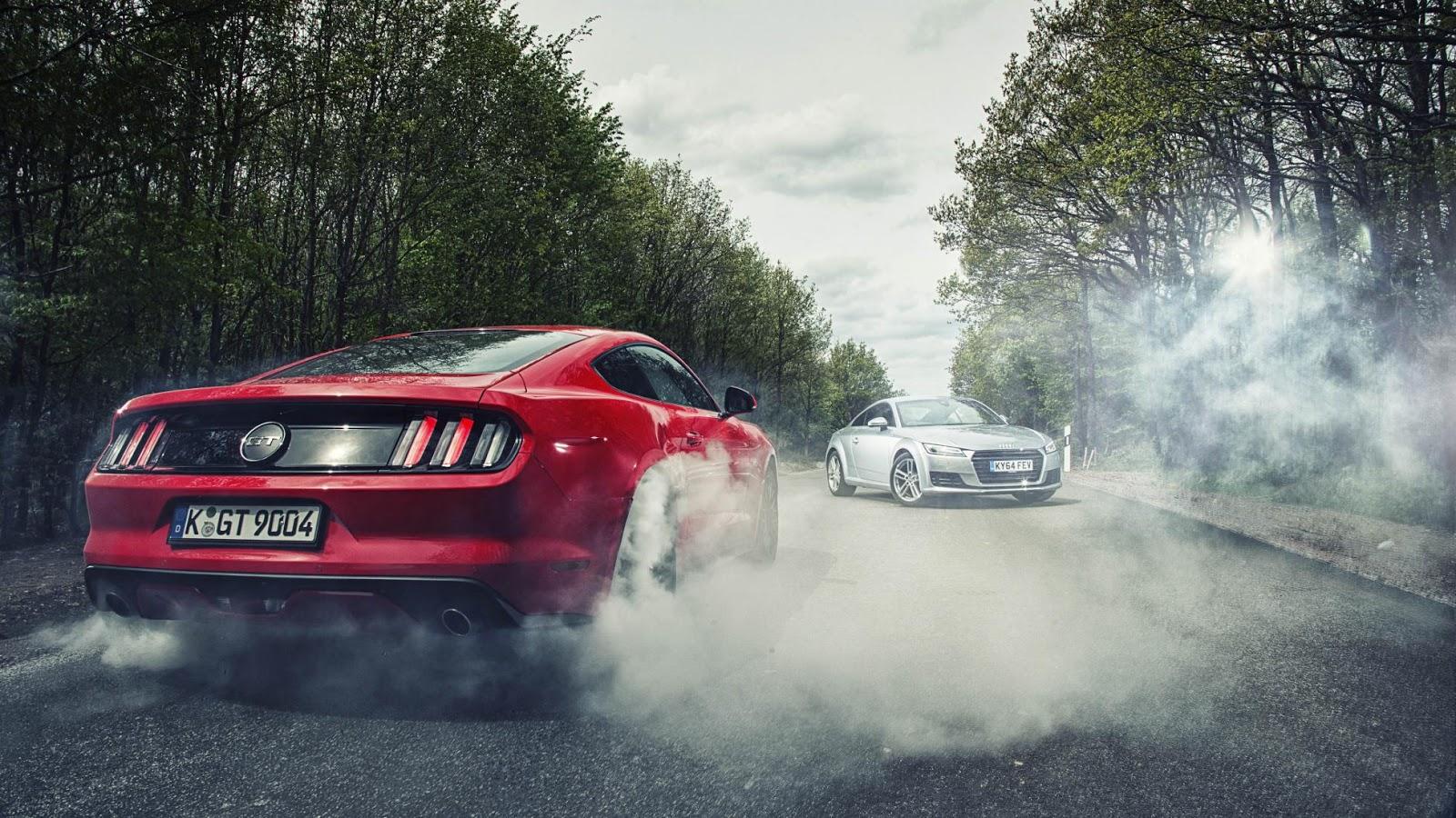 Ford Mustang là siêu xe huyền thoại, phổ biến nhất trên thế giới