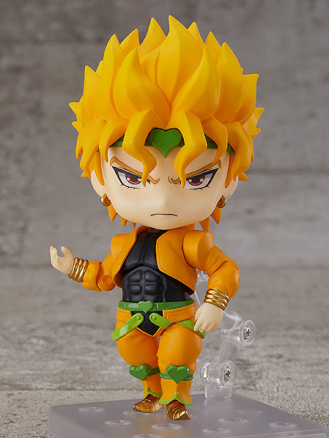 "Nendoroid DIO de ""JoJo's Bizarre Adventure: Stardust Crusaders"" - Medicos Entertainment"