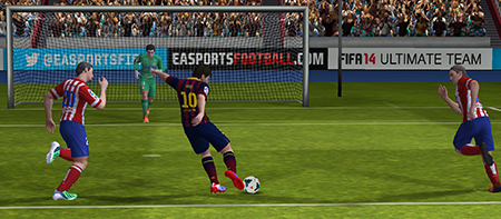FIFA 14 By EA Sports Latest Version v1.2.8(128) For Android