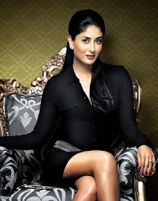 Kareena Kapoor You Beauty!. Someone said right that black never fails to outsmart other colors.