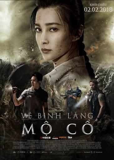 Xem Phim Vệ Binh Lăng Mộ Cổ 2018
