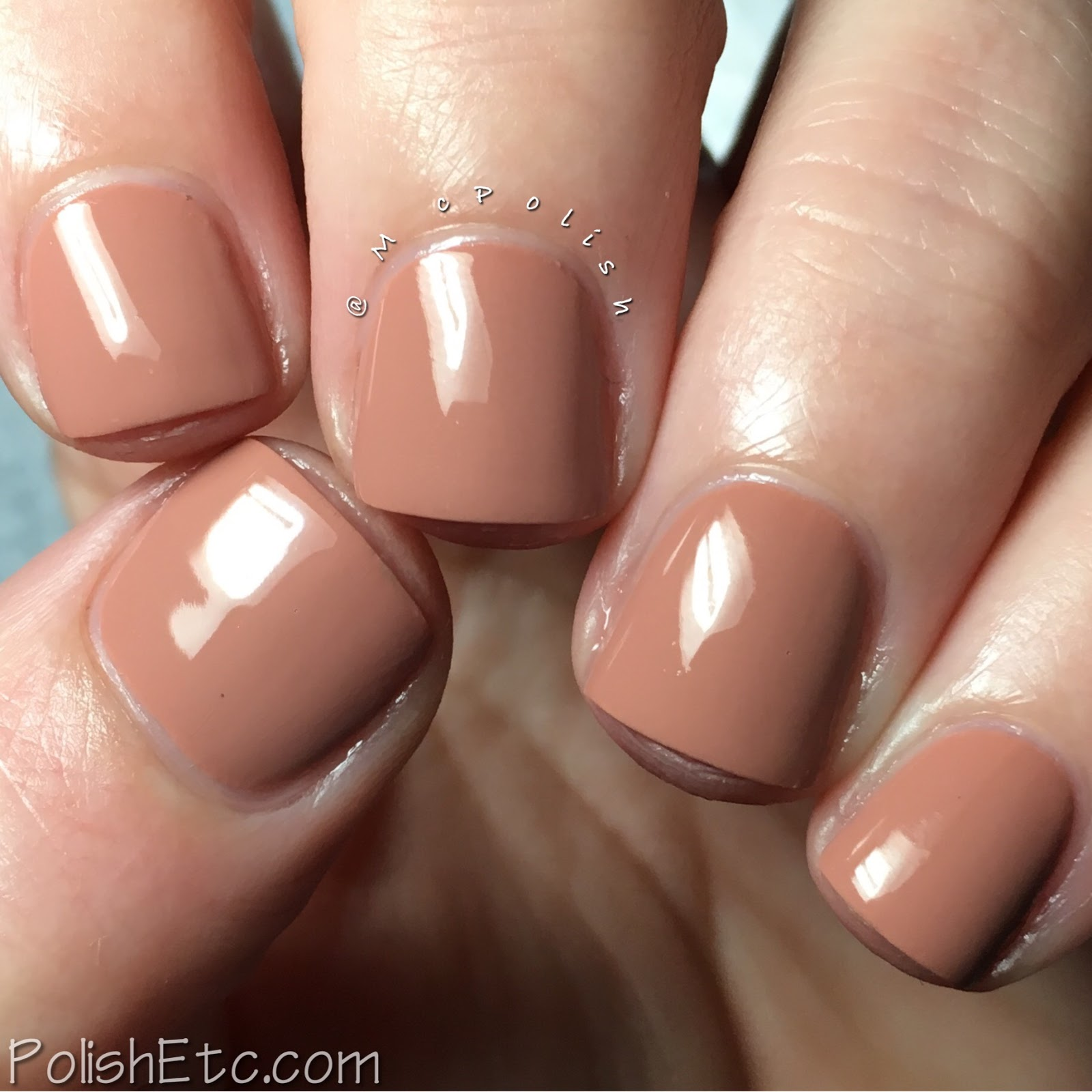 Pacifica - Nudes Nail Set - McPolish - Dark Desert Highway