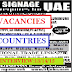 DUBAI,UAE,ABUDHABI JOB VACANCIES