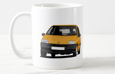Renault Clio mukit
