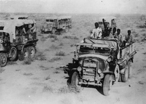 14 December 1940 worldwartwo.filminspector.com Italians North Africa