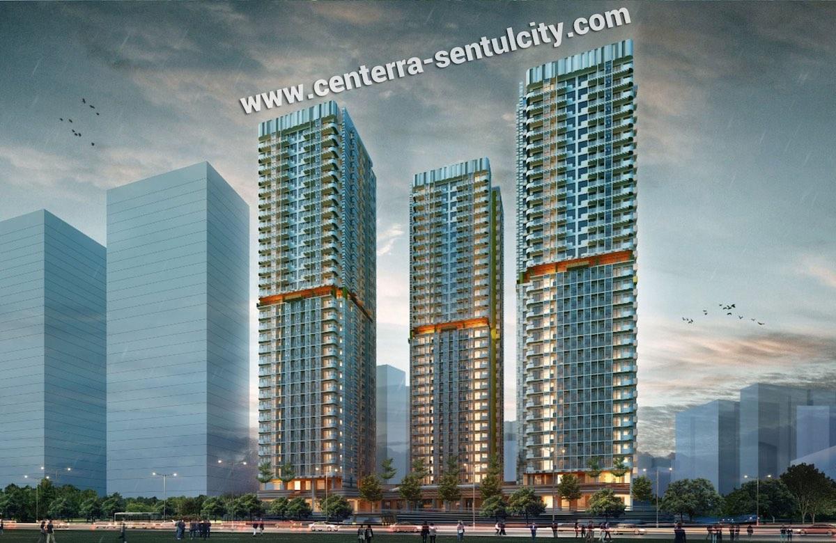 Verdura Apartemen Sentul City @ Centerra CBD