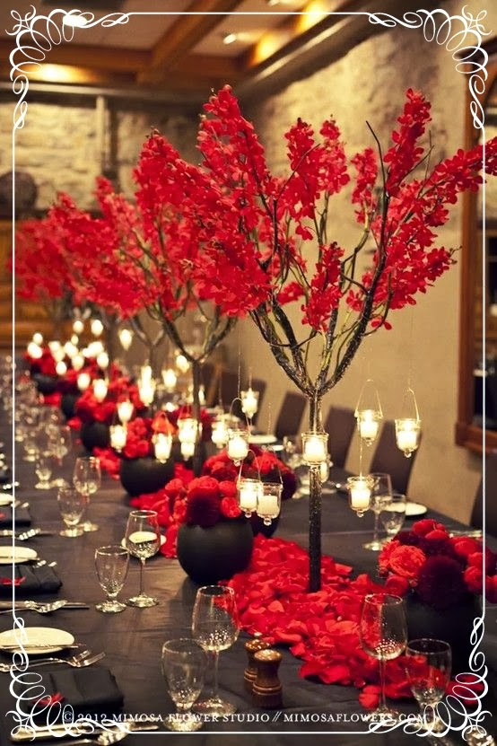 Valentines Day Wedding Theme