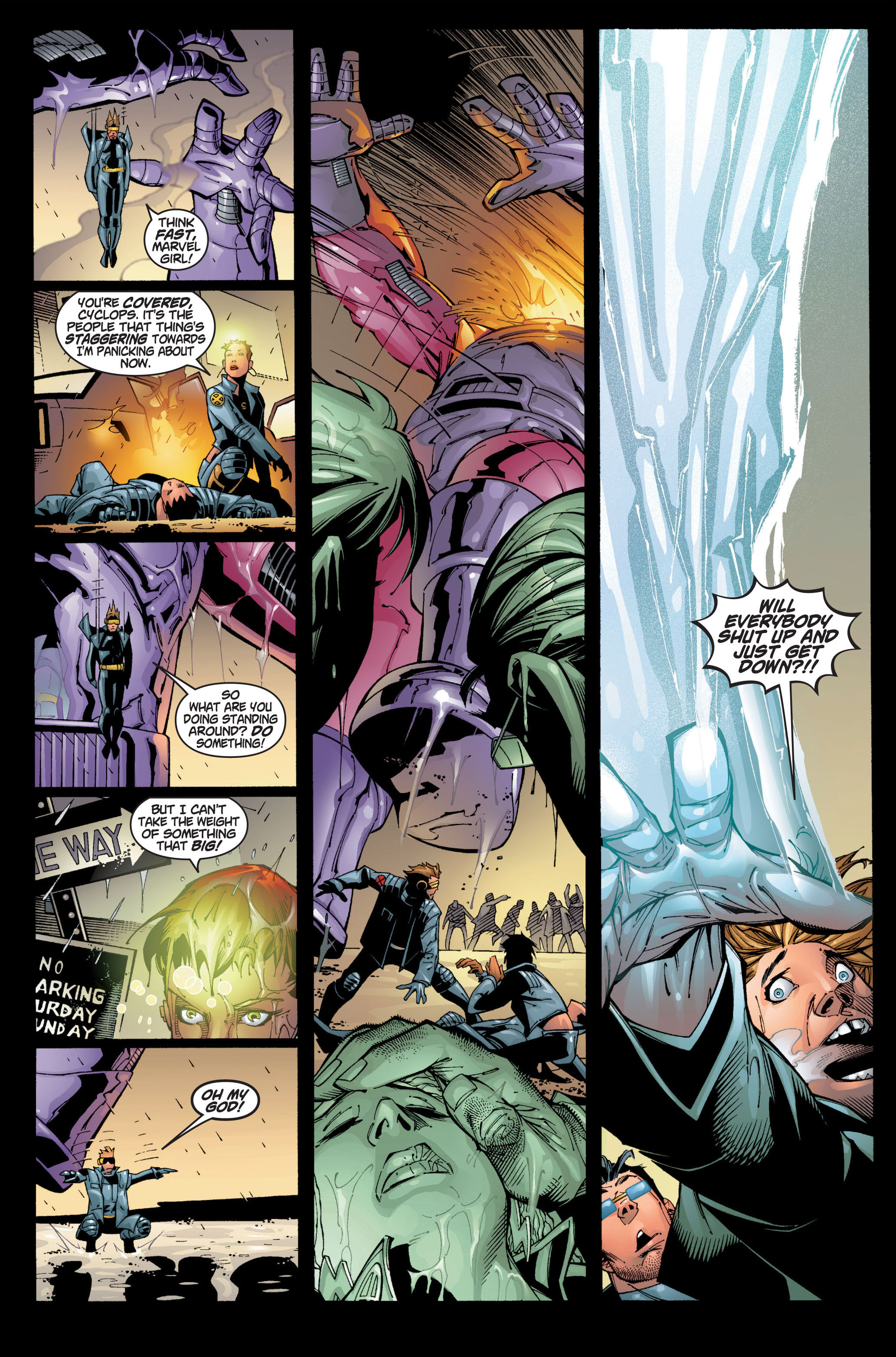 Read online Ultimate X-Men comic -  Issue #1 - 30