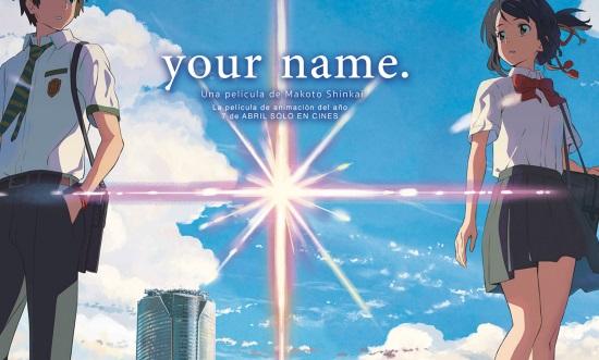 Your Name. Crítica del Anime de Makoto Shinkai