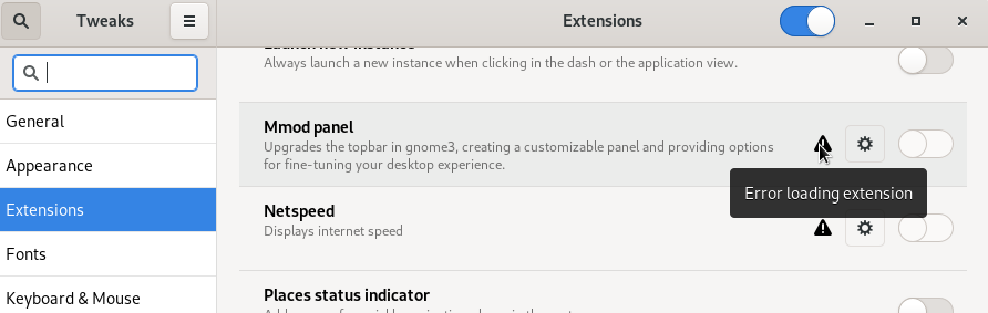 How To Uninstall GNOME Shell Extensions