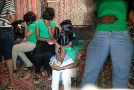 Brothel raided in Thalawathugoda ~ Gossip Lanka Hot News