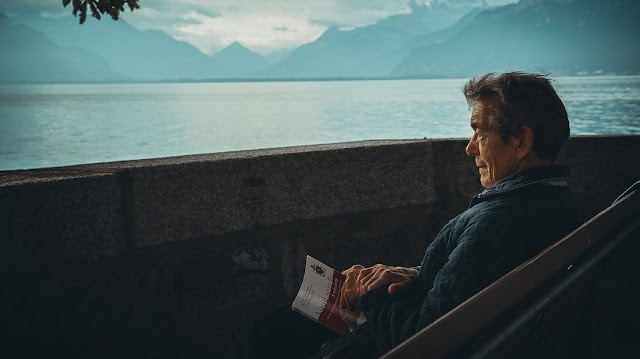 Image: Man Reading Lake, by Free-Photos on Pixabay