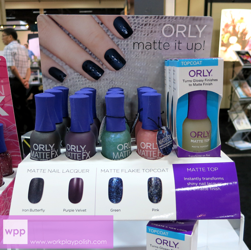 Orly Limited Edition Mattes