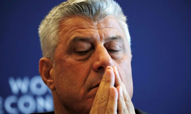 Hashim Thaci may be invited Hague for War Crimes according Swedish radio