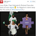 Another gold for Nigerian, Lucy Ejike wins Nigeria's third GOLD medal at the Rio 2016 Paralympics...