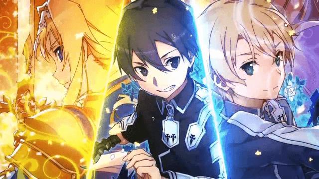 sword art online alicization bisa dikatakan sebagai season ketiga serial SAO