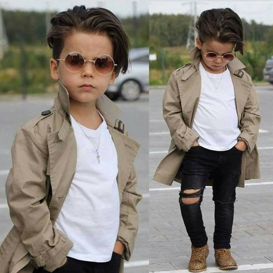 10 Trendy Boys Hairstyles 2017, Your Kids Will Love - Decor Units