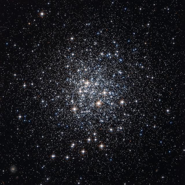 Globular Cluster Messier 72