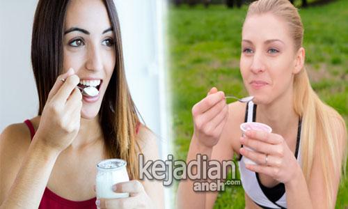Manfaat Aneh Yoghurt bagi Kesehatan