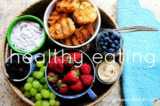 eating healthy gives you a healthy body and helps you burn fat more