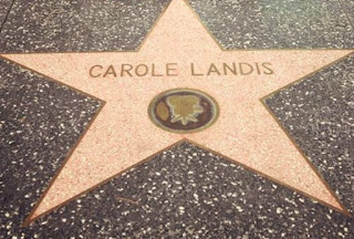 Carole Landis Star