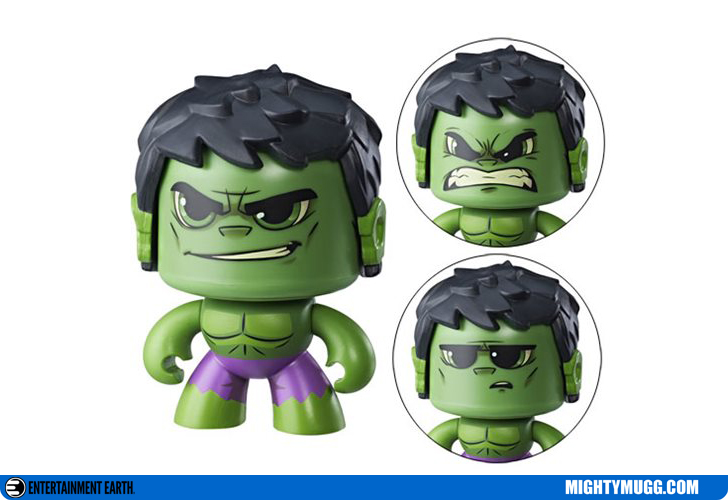 Hulk Marvel Avengers Mighty Muggs Wave 1 2018