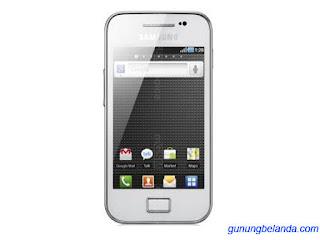 Cara Mudah Flashing Samsung Galaxy Ace GT-S5839i