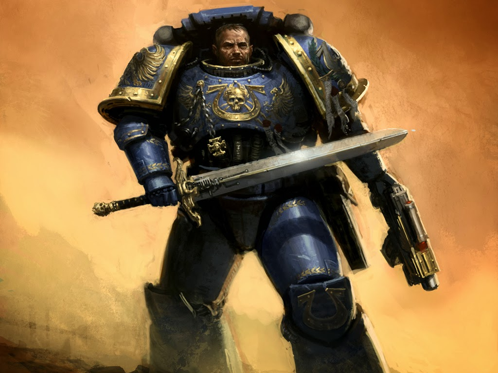 Warhammer 40k Space Marines: Where Do You Get Your Space Marines